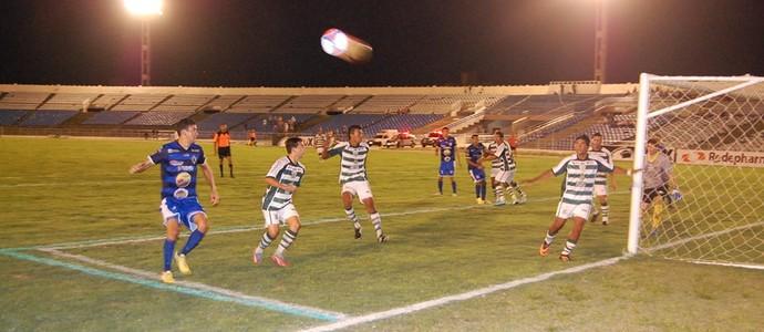 Sport Campina 1 x 3 Atlético de Cajazeiras, no Estádio Amigão, pelo Campeonato Paraibano 2014 (Foto: João Brandão Neto / GloboEsporte.com/pb)
