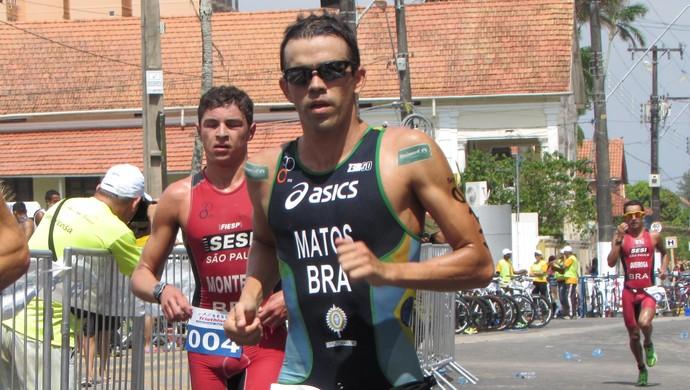 Wesley Matos, triatlo, Pará (Foto: Juscelino Filho)