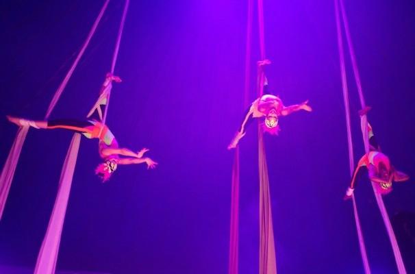 À convite da TV TEM, crianças de entidades assistenciais assistem ao espetáculo do Circo dos Sonhos (Foto: Divulgação/Circo dos Sonhos)