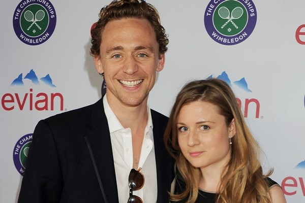 Tom e Emma Hiddleston (Foto: Getty Images)