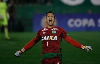"""Herói da Chape, Danilo garante foco em 2 competições: """"Não abrimos mão"""""""