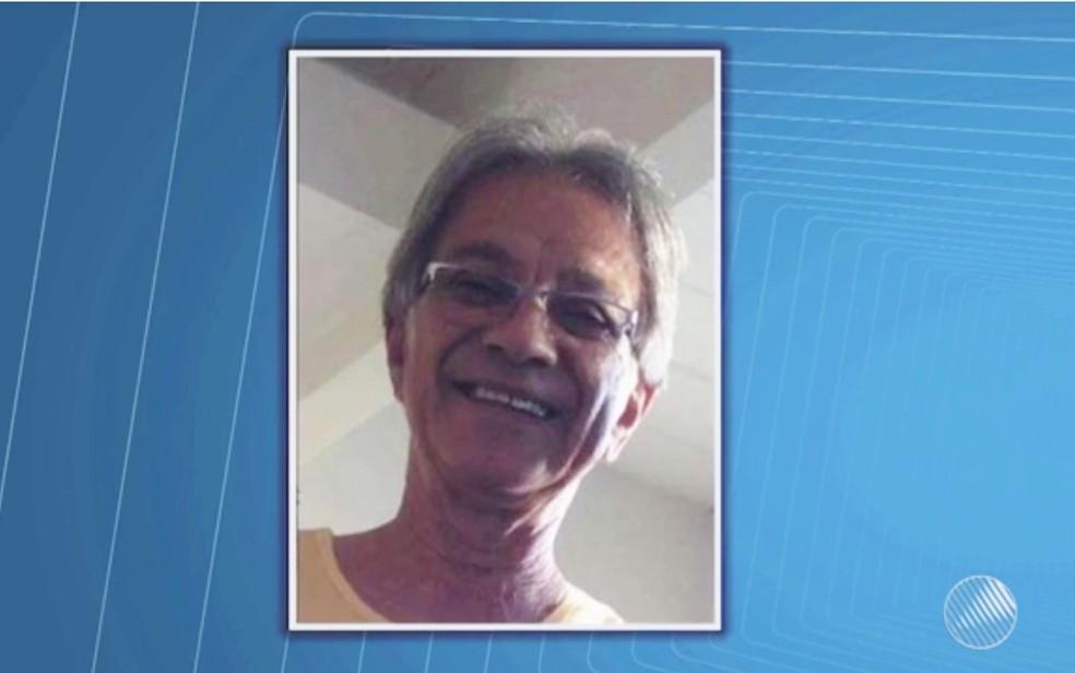 Engenheiro estava desaparecido desde o último dia 23 de maio (Foto: Reprodução/ TV Bahia)