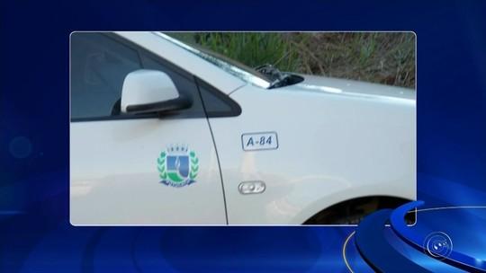 Carro oficial da prefeitura de Botucatu é flagrado em cidade vizinha durante fim de semana