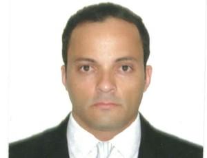 Sávio Pereira Sampaio, árbitro (Foto: Reprodução/CBF)