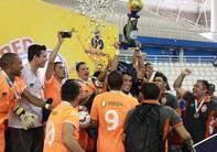 Omã-AP é campeão da Super Copa Rede AM de Futsal 2015 (Marcos Dantas)