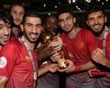 Com Xavi em campo, Al Sadd é derrotado na final da Copa do Emir