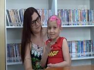 Mães de crianças com câncer do RJ esbanjam força durante tratamento dos filhos