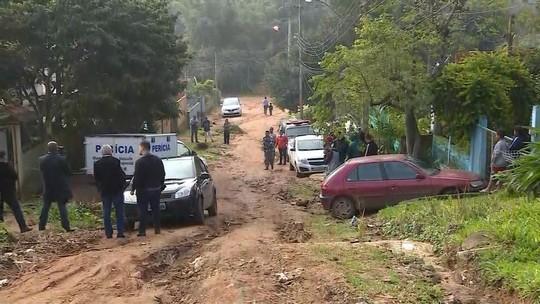 Três pessoas são encontradas mortas em casa em Viamão
