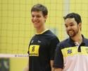 Com vaga em aberto, Murilo Radke e William duelam por chance na seleção