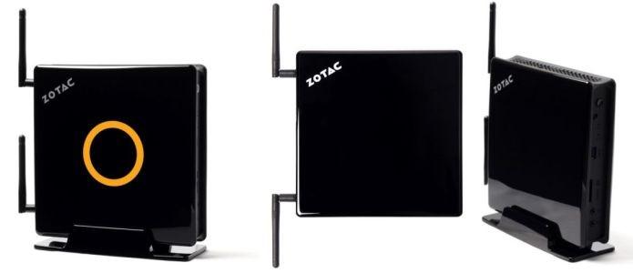 Zotac disponibilizou duas versões de seu novo mini-PC gamer (Foto: Divulgação)