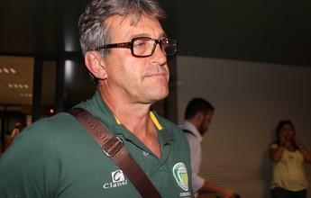 Treze oficializa contratação de Leocir Dall'Astra como treinador para 2017