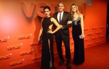 Atores prestigiam lançamento da nova programação da Rede Globo