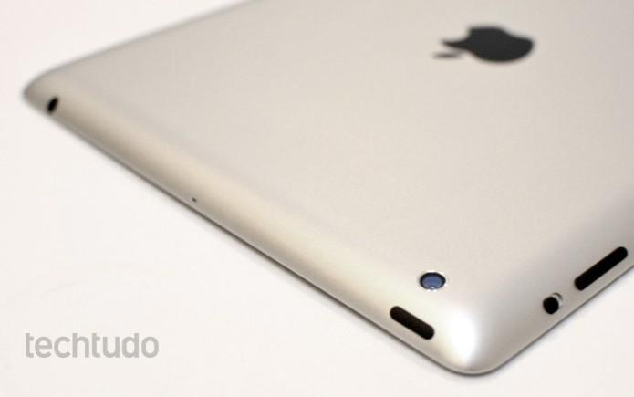 iPad 3 (Foto: TechTudo/Julio Preuss)