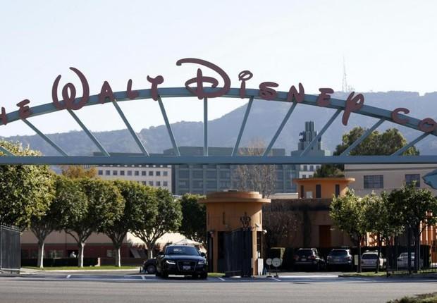 Sede da Walt Disney Company (Foto: Mario Anzuoni/Reuters)