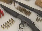 Suspeito de fornecer armas a traficantes é preso no Recife