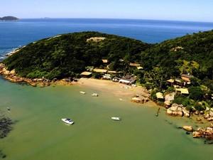 Ilha Pousadoro (Foto: Reprodução/Private Islands Online)