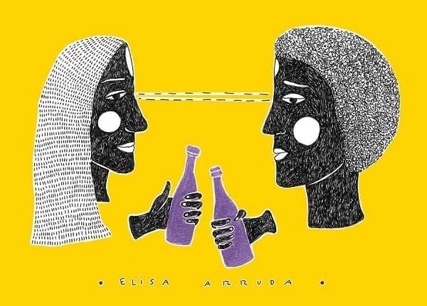 Poster de Elisa Arruda (Foto: Divulgação)