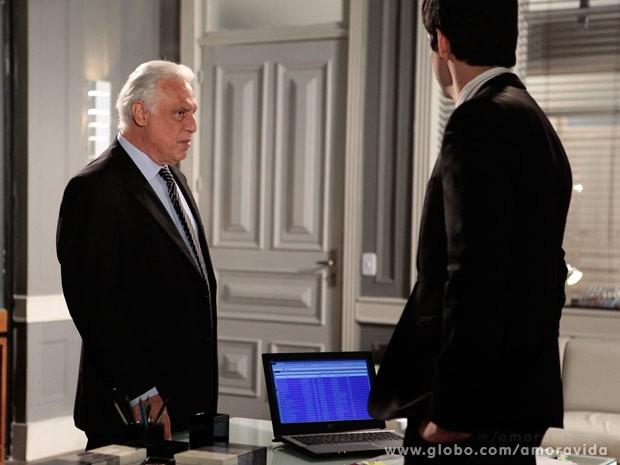 César (Foto: Pedro Curi/TV Globo)