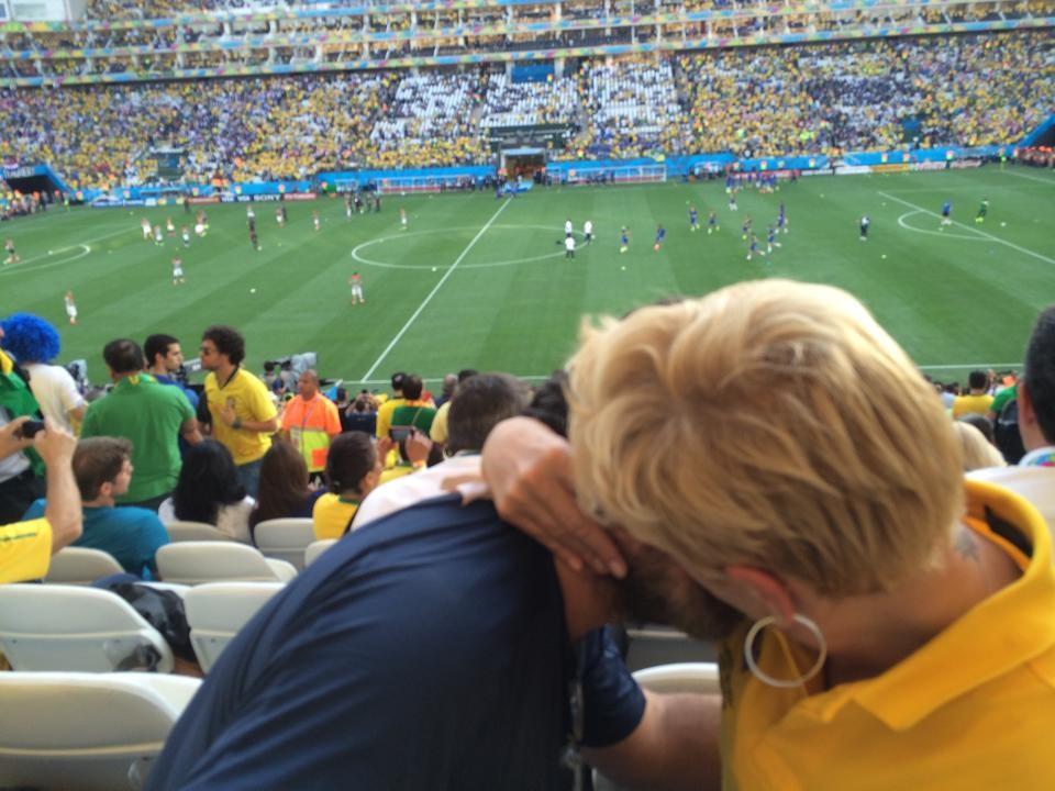 Xuxa e Junno (Foto: Reprodução/Facebook)