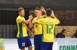 Cumprindo tabela, Brasil bate Peru e vai 100% às semis das eliminatórias  (Luis Domingues/CBFS)