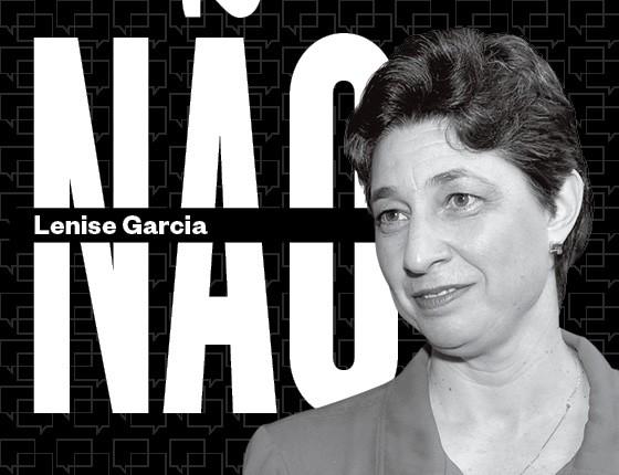 Lenise Garcia  (Foto: Breno Fortes/CB/D.A Press)
