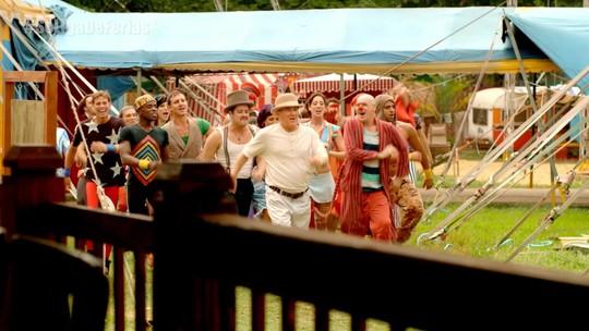 Dica de filme: Renato Aragão está de volta em continuação de 'Os Saltimbancos Trapalhões'