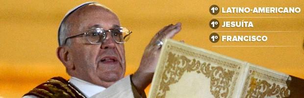 Novo Papa é da Argentina; Jorge Mario Bergoglio se chamará Francisco I (Dylan Martinez/Reuters)
