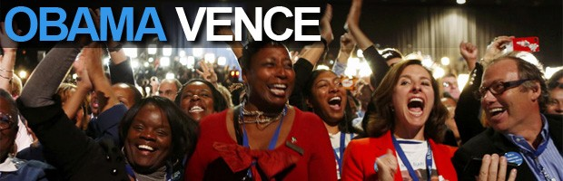Presidente leva estados-chave e é reeleito (Reuters)