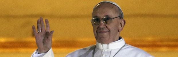 Novo Papa é da Argentina; Jorge Mario Bergoglio se chamará Francisco I (Novo Papa é da Argentina; Jorge Mario Bergoglio se chamará Francisco I (Gregorio Borgia/AP))