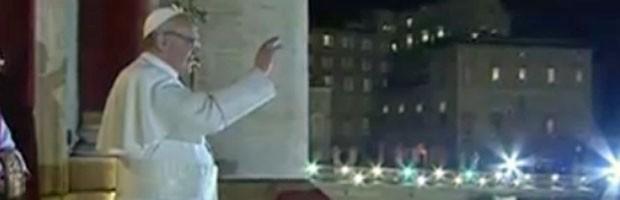 Novo Papa é da Argentina; Jorge Mario Bergoglio se chamará Francisco (Reprodução)