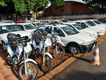 Veículos serão leiloados neste sábado(27) pelo GDF (Foto: Divulgação/Seplan DF)