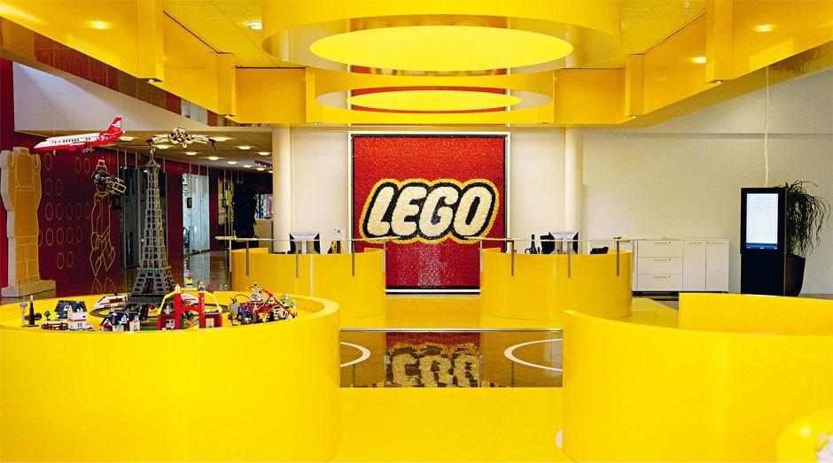 Lego: empresa negocia rede social com empresa de tecnologia (Foto: Divulgação)