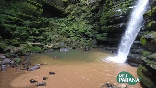 'Meu Paraná' deste sábado (5) conheça as belezas da Escarpa Devoniana