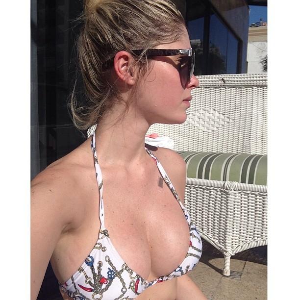 Barbara Evans (Foto: Instagram/Reprodução)