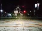 Policiais são retirados de helicóptero de quartel no ES, diz governo