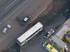 Soldado do Exército é morto durante tentativa de roubo a ônibus no DF