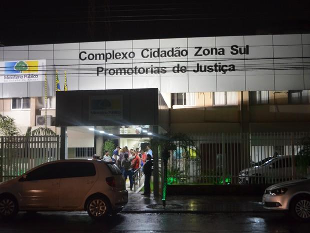 Clínica de reabilitação, investigação, tortura, MP, Macapá, Amapá, (Foto: Fabiana Figueiredo/G1)