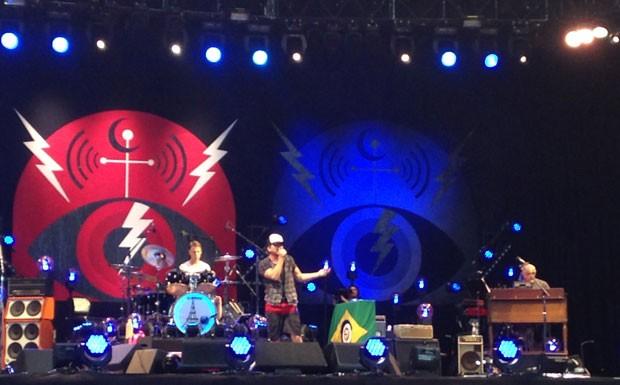 Pearl Jam Rio (Foto: Louise Palma)
