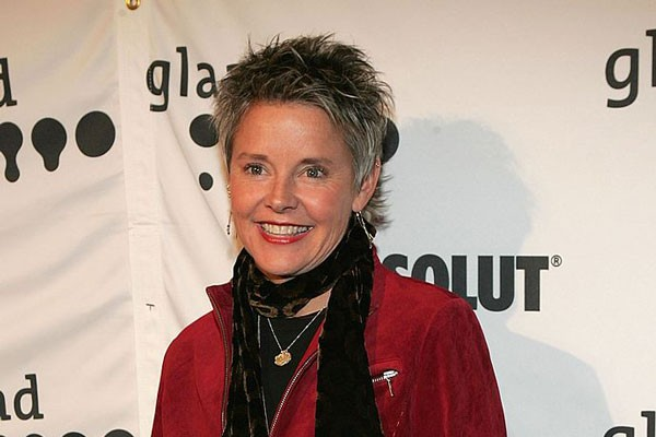 A atriz Amanda Bearse (Foto: Getty Images)