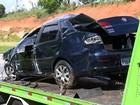 Motorista morre em acidente com dois carros capotados em Itu