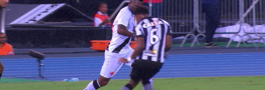 31618134a80ae Vasco x Botafogo - Campeonato Carioca 2017-2018 - globoesporte.com