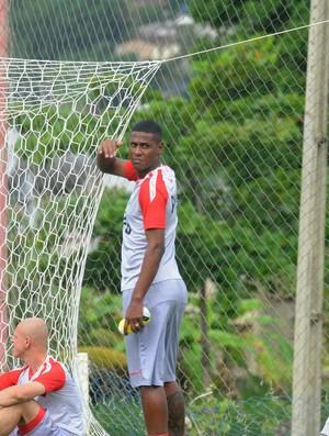 leandro amaro náutico (Foto: Aldo Carneiro / Pernambuco Press)