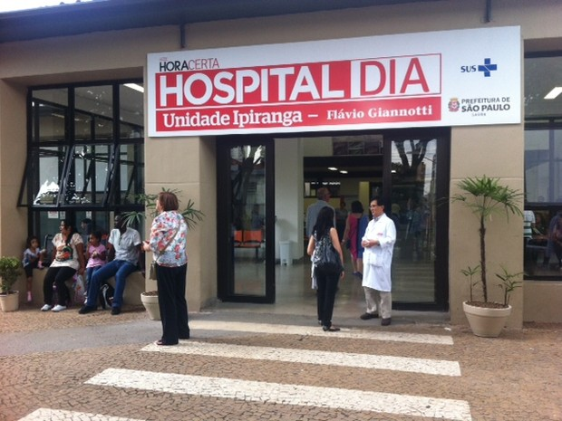 778d9593ecd Hospital-dia inaugurado nesta sexta-feira em São Paulo (Foto  Márcio Pinho