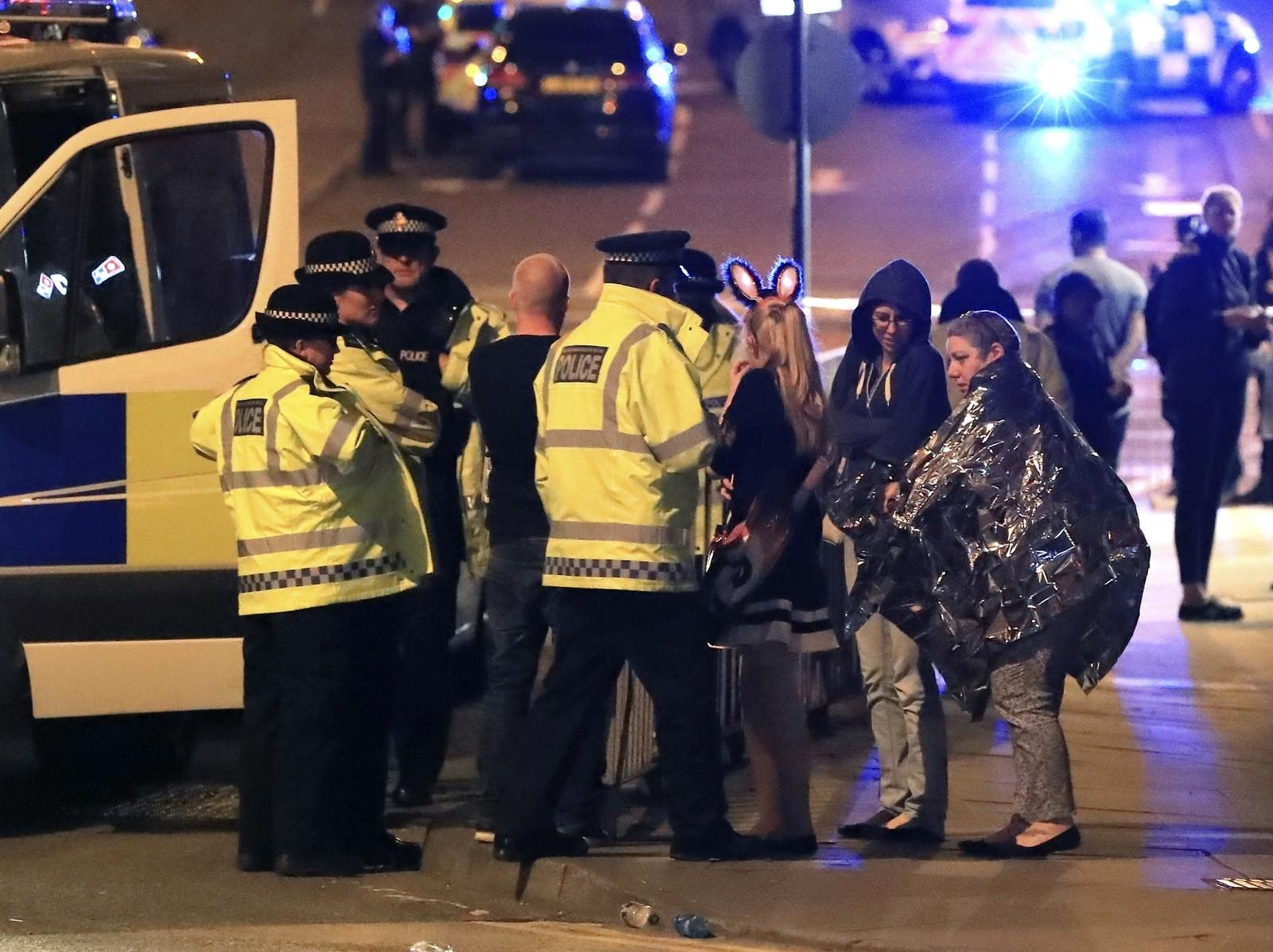 Homem é detido na investigação do atentado de Manchester