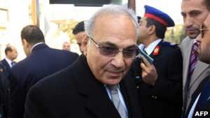 Shafiq foi ministro de Mubarak e último premiê do ex-presidente (Foto: AFP)