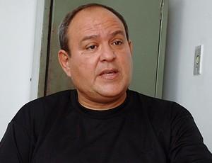 Clóvis Gomes, presidente da Federação Norte-riograndense de Futsal (Foto: Diego Hervani)