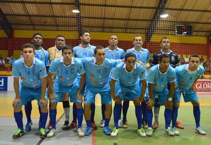 Seleção de Capela (Foto: João Áquila / GLOBOESPORTE.COM)