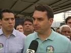 Flávio Bolsonaro quer otimizar transporte público com tecnologia
