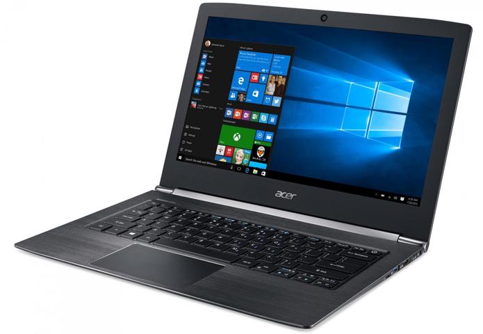 S13 tem tela Full HD e porte de notebook ultrafino (Foto: Divulgação/Acer) (Foto: S13 tem tela Full HD e porte de notebook ultrafino (Foto: Divulgação/Acer))