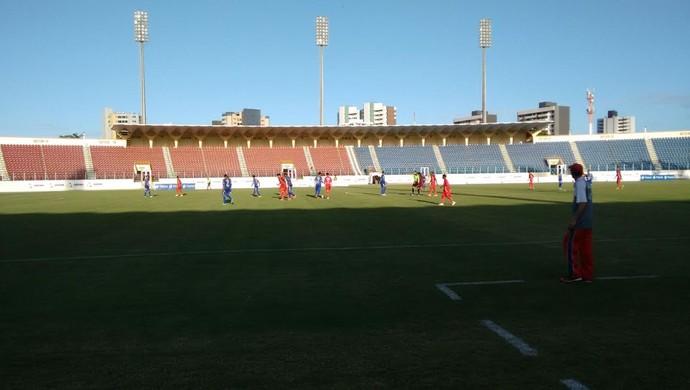 Sergipe vence nos pênaltis e leva título do Sub-15 (Foto: Rafael Carvalho)